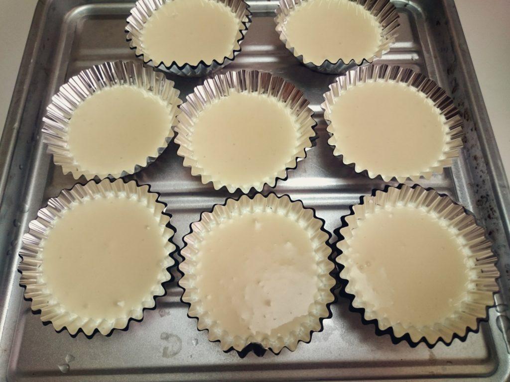 バスク チーズ ケーキ オーブン なし